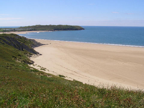 Two Bedroom Cottage Gower Peninsula Self Catering Dog